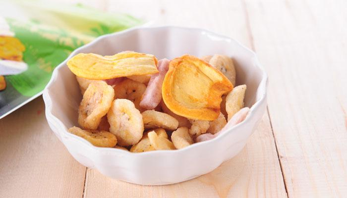 色干综合_闲食一番牌综合蔬果干100g-越南进口